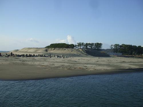 榛原:静波海岸